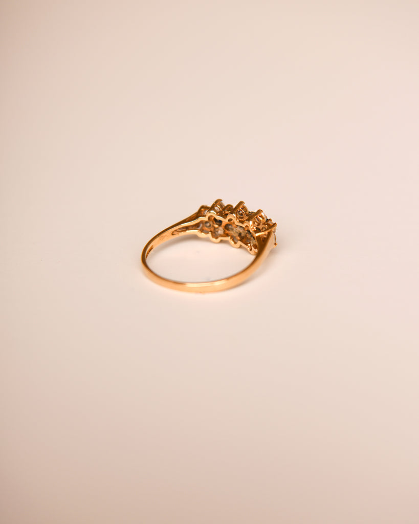 Rosemary 9ct Gold Vintage Sapphire Ring
