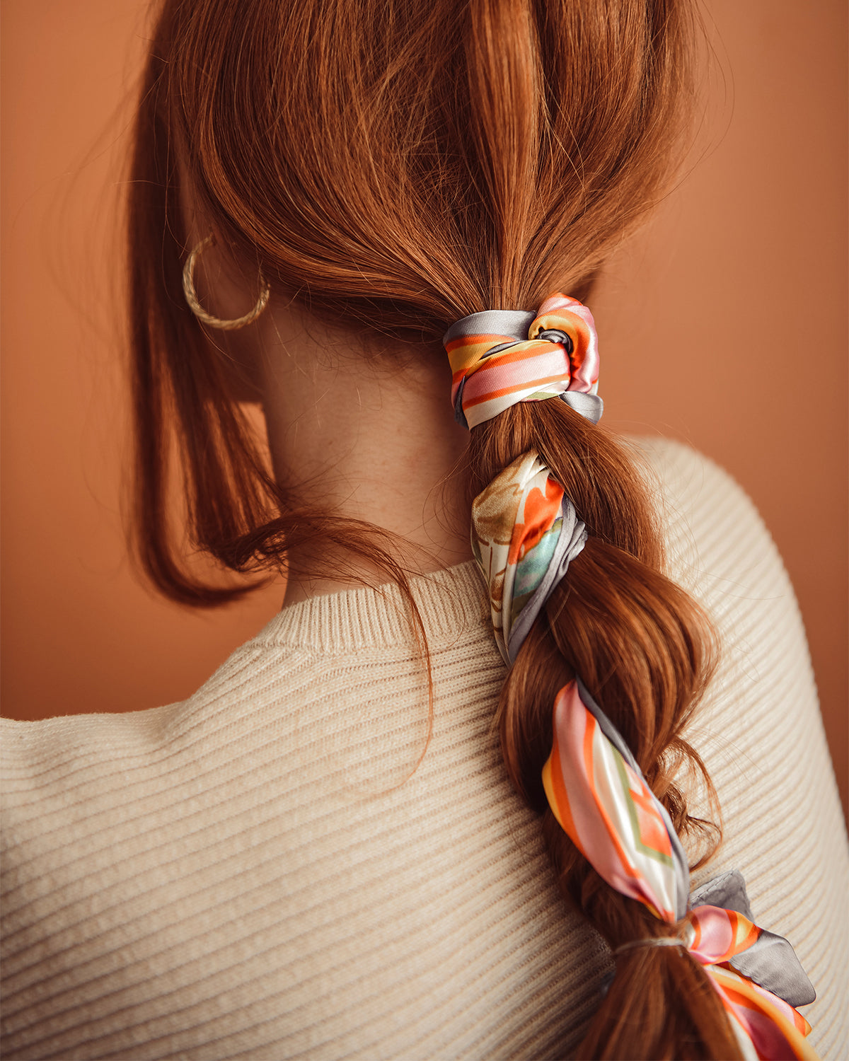 Image of Agnes Hair Scarf