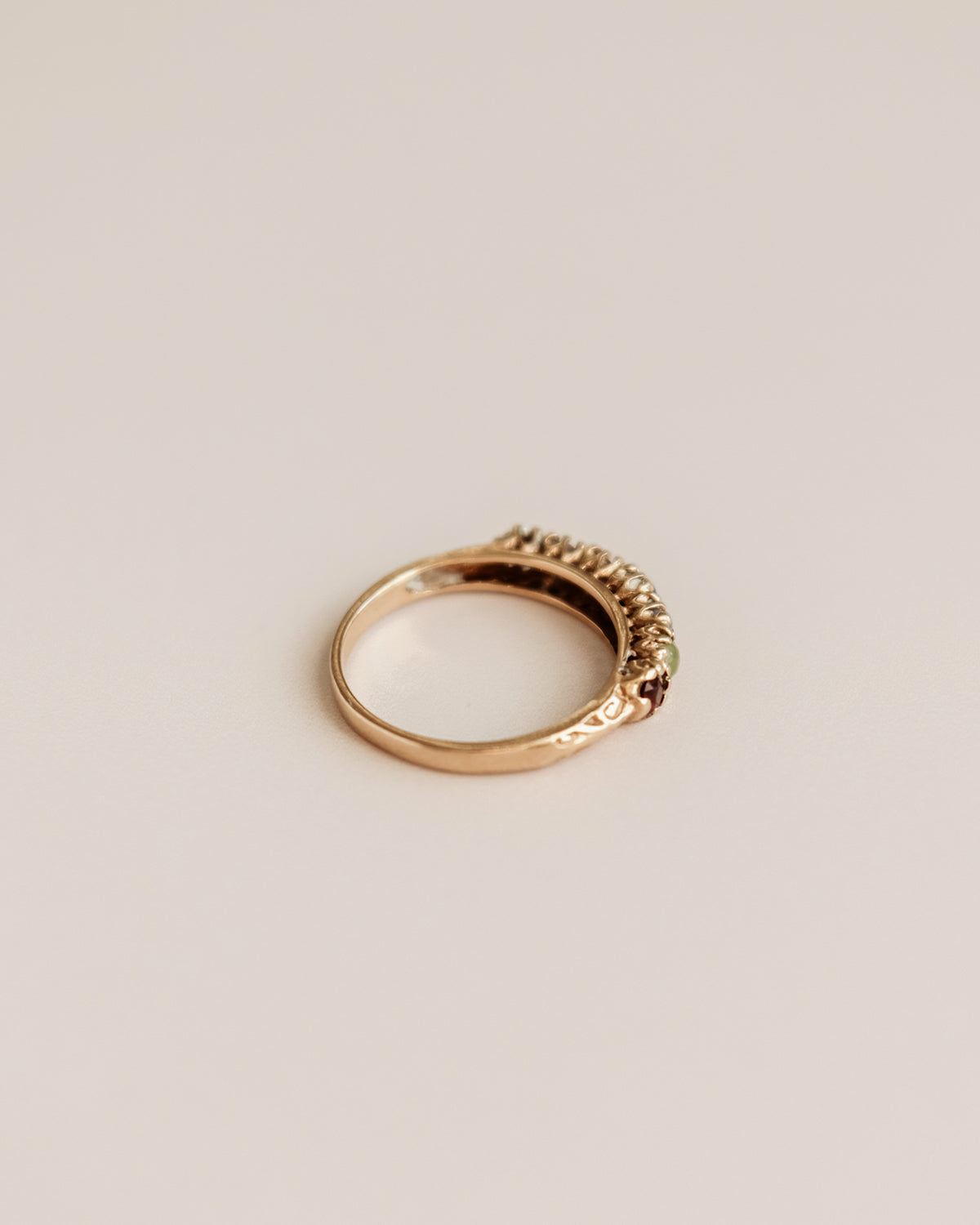 Darling Exclusive Vintage 9ct Gold Ring