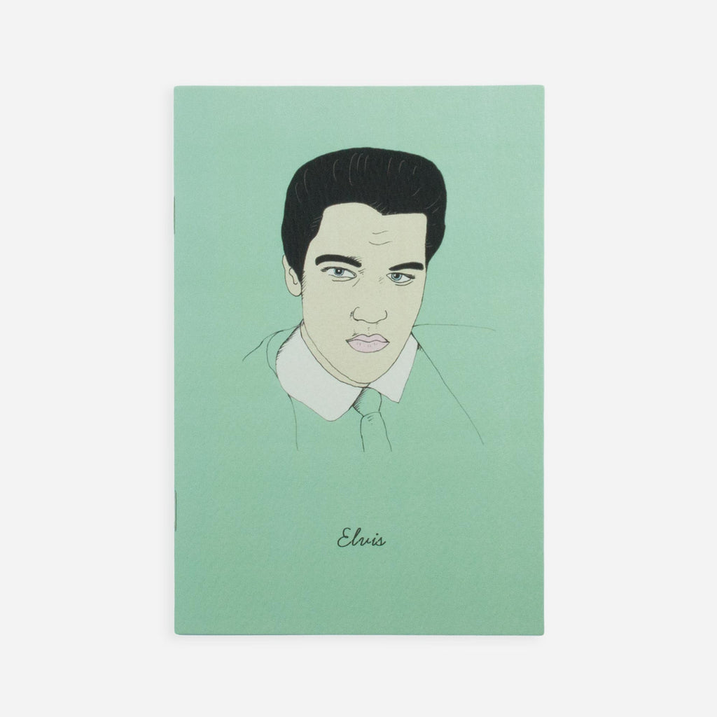 Image of Elvis Notebook