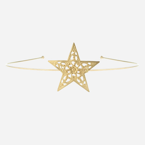 ESTHER Star Tiara Headband