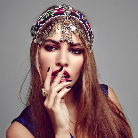 MARGO Bohemian Headpiece