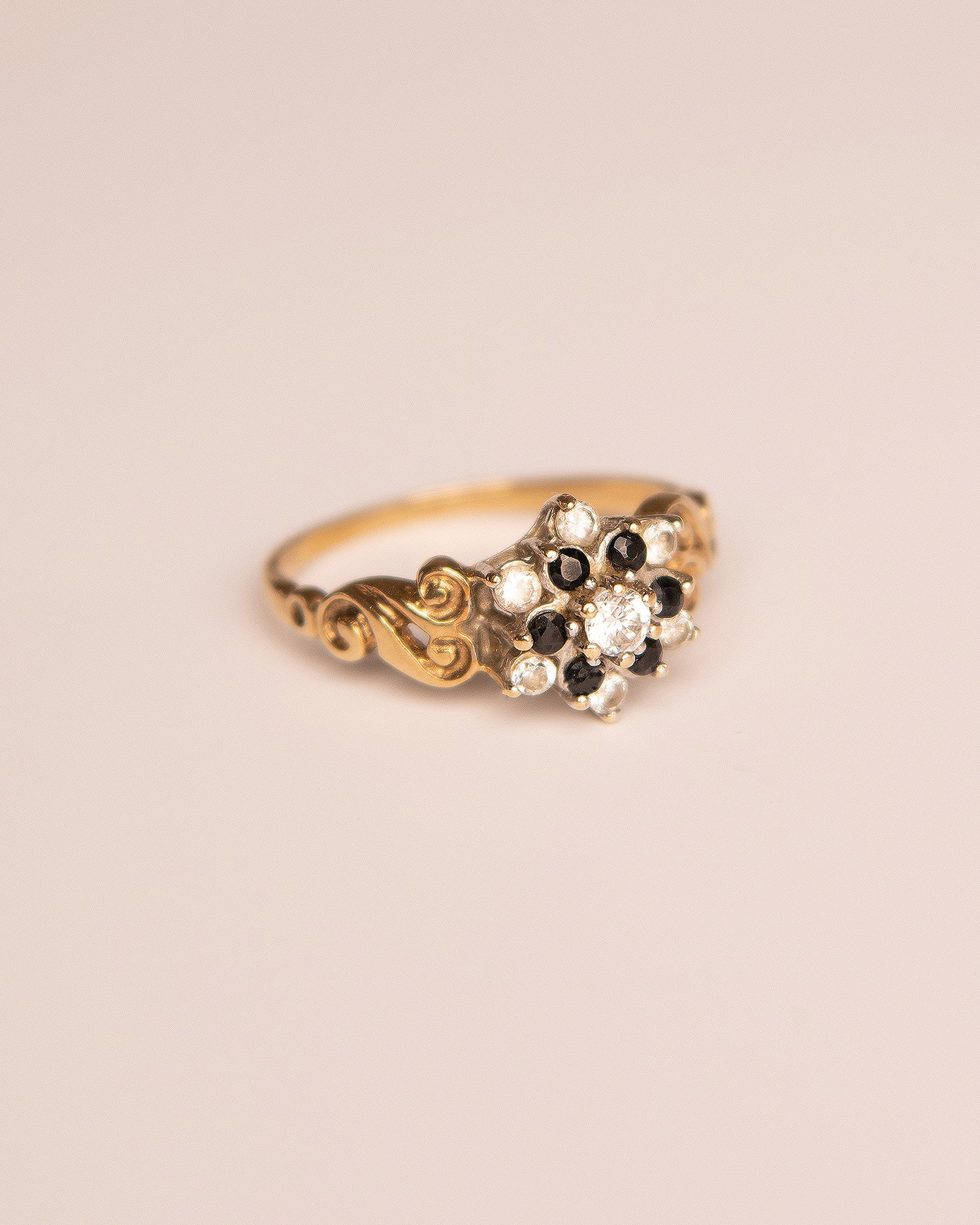 Image of Patience 9ct Gold Sapphire Ring