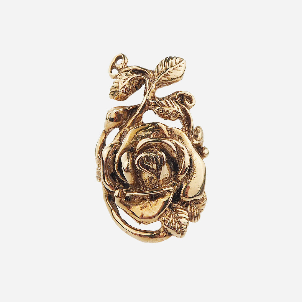 Juliette Rose Ring - Gold Plated
