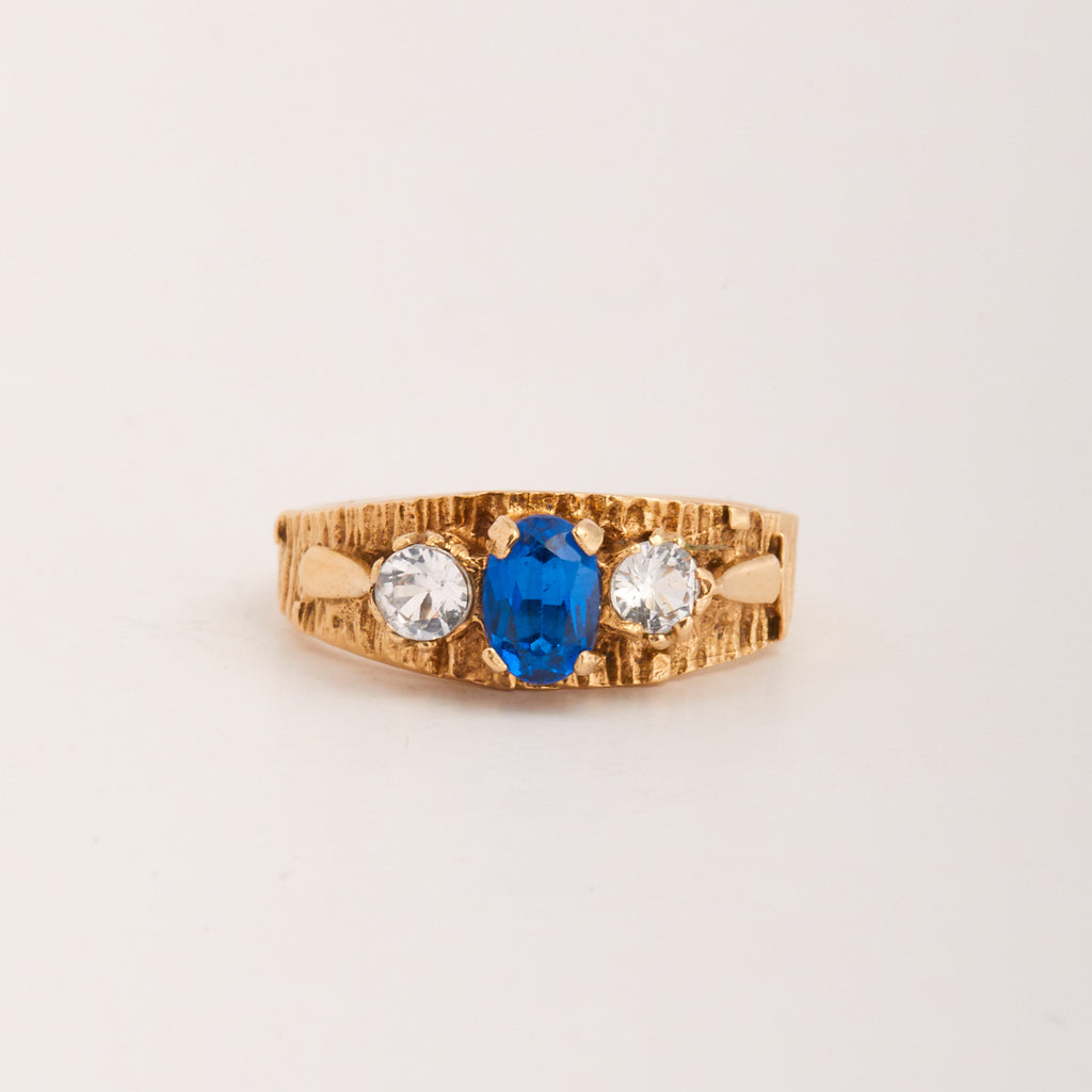 Harriet Exclusive Vintage 9ct Gold Cocktail Ring