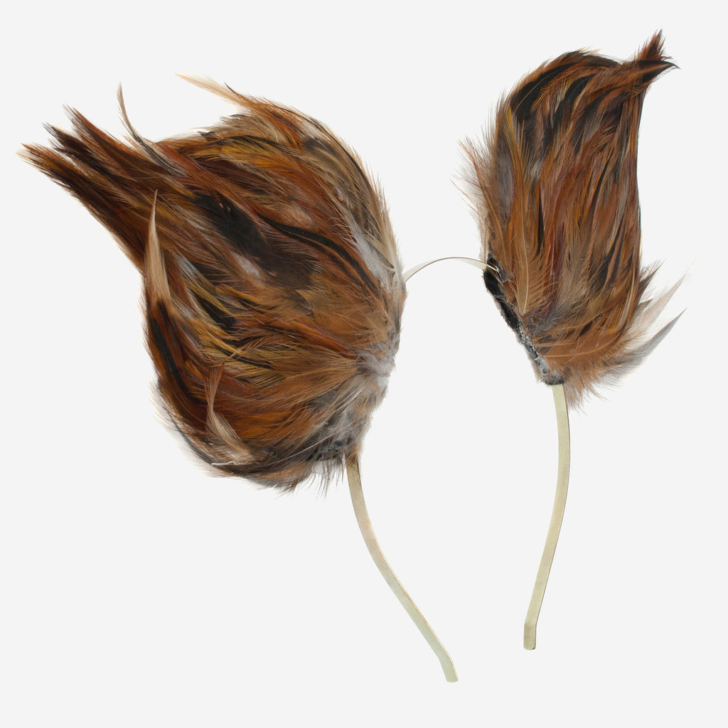 Vixen Feather Fox Ears Headband