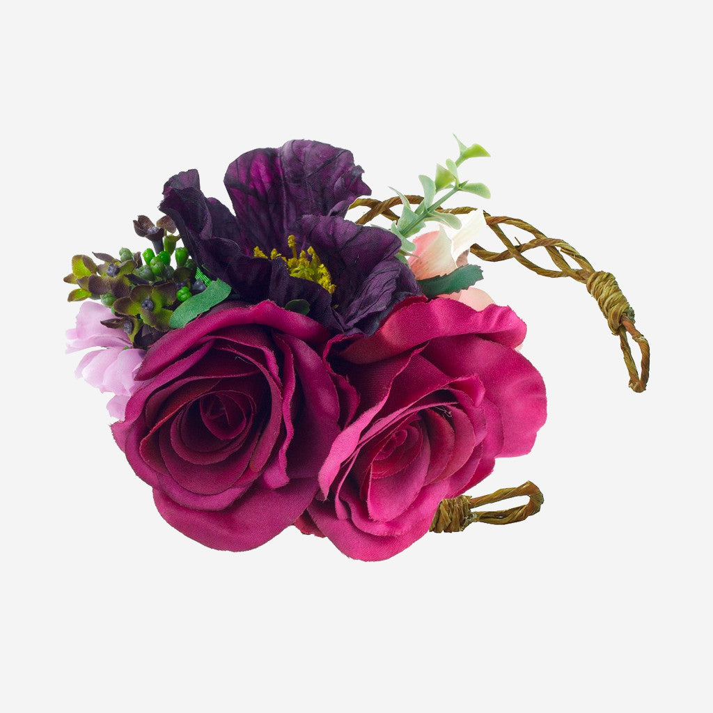 Image of AGGIE Rose Crown Headband