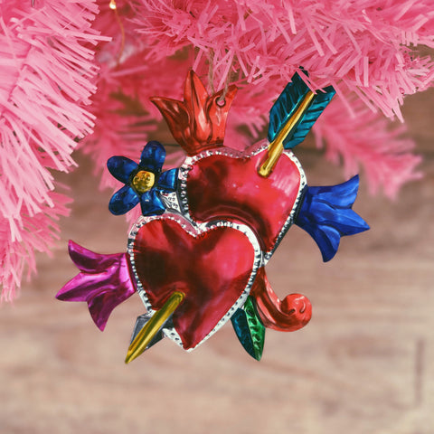Lovestruck Hanging Ornament