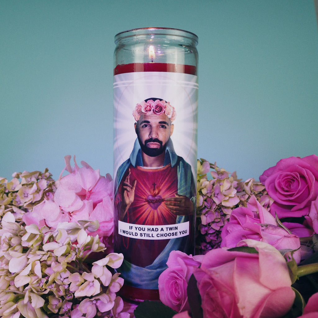 Image of Saint Drake Candle