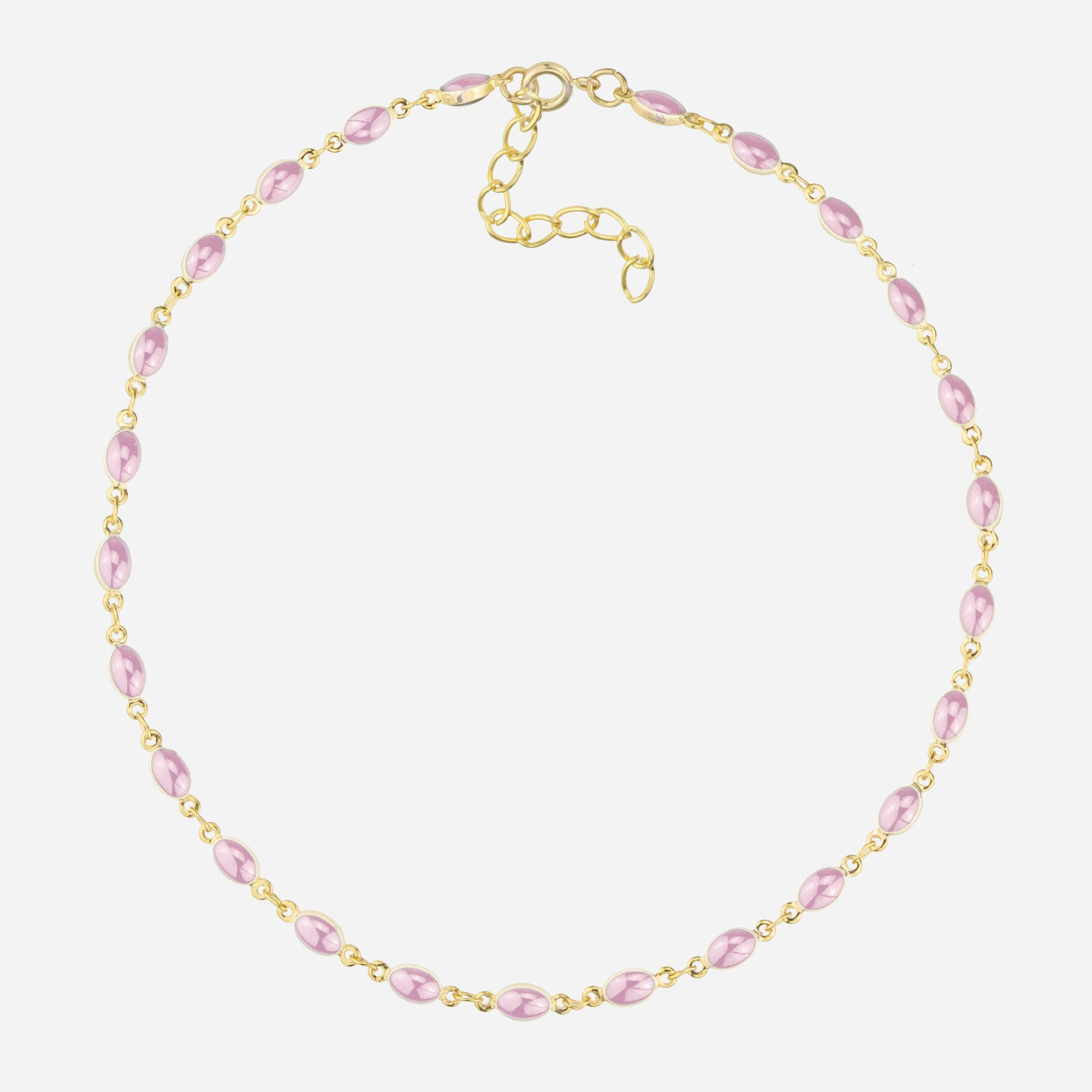 CLAUDIA Chain Choker Necklace