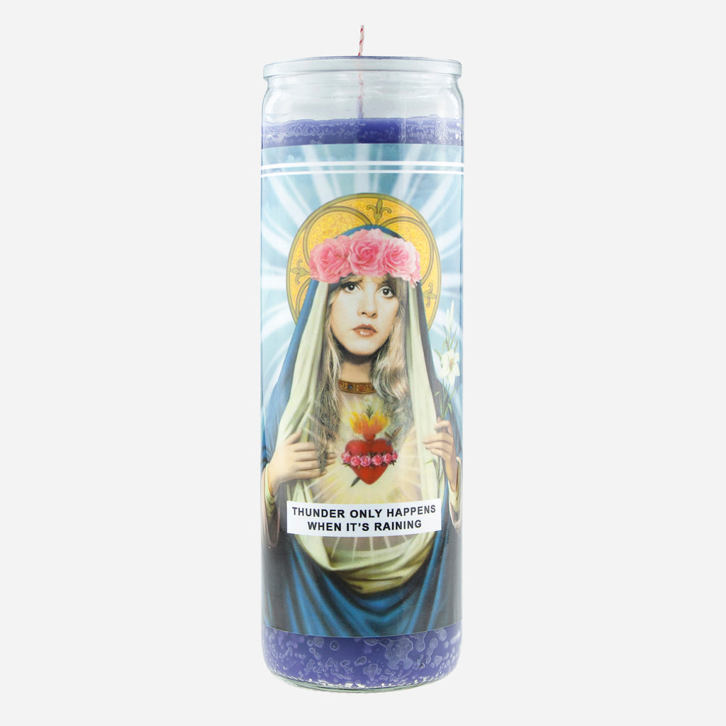 Saint Stevie Candle