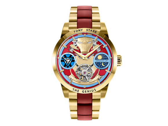 Marvel Series - Iron Man Tourbillon