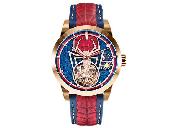 Marvel Series - Spider-Man Tourbillon