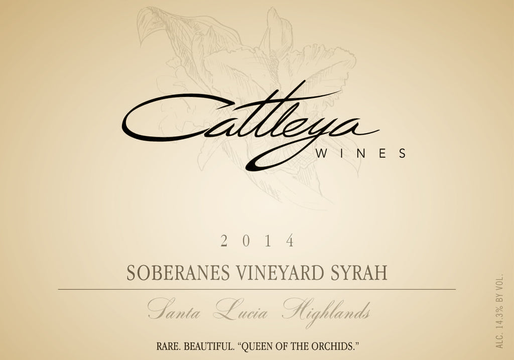 2014 Soberanes Vineyard Syrah