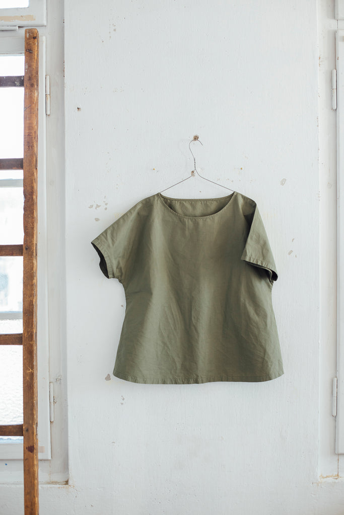 Top Dusky Green - somi-shop.ch