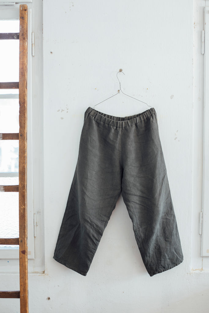 Loose fit pants Beluga - somi-shop.ch