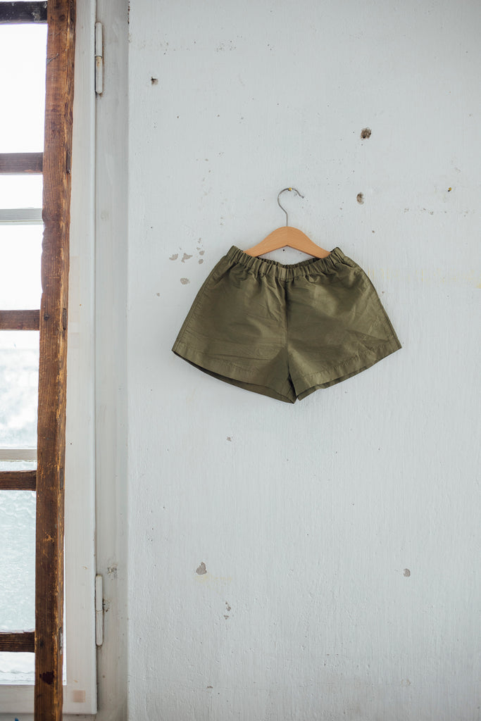 Shorts Dusky Green - somi-shop.ch