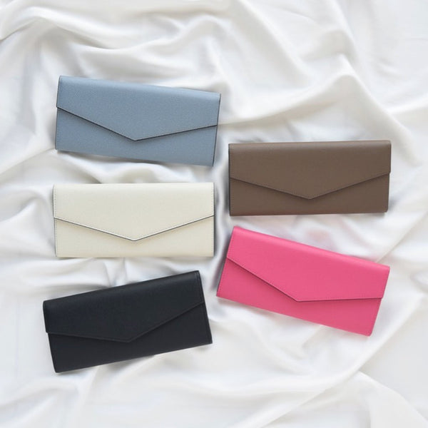 Introducing Envelope Clutch Wallet