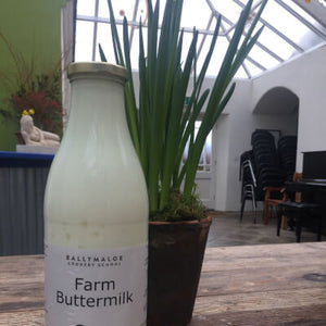 ORGANIC FARM BUTTERMILK 1l