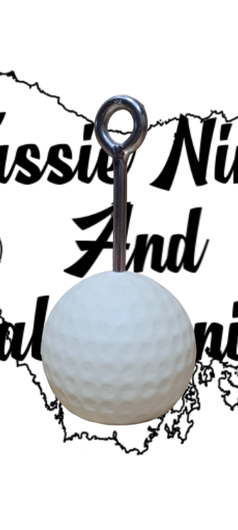 GOLF BALL - Charlie Robbins