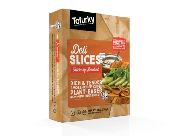 Tofurky Deli Slices - Hickory Smoked (156g)