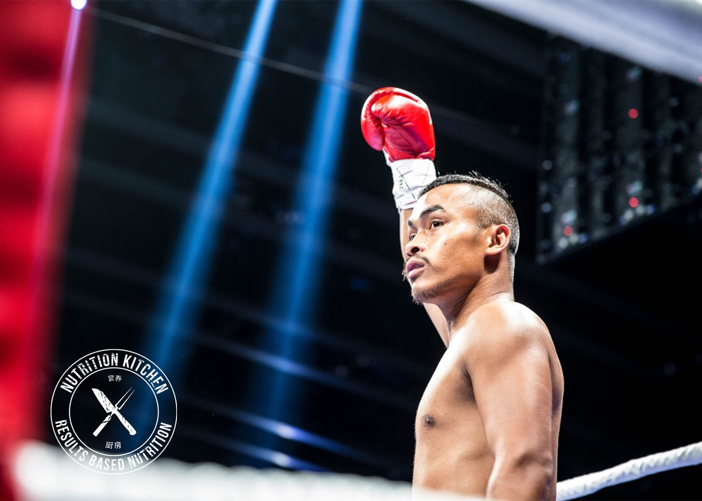 Boxing Champion Sures Gurung talks to Nutrition Kitchen