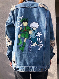 Hunter x Hunter Denim Jacket