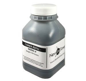 Compatible Toner Refill Replacement for use in Brother TN-760, TN-730