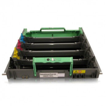 Remanufactured Drum Cartridge Replacement for use in Brother DR-110CL