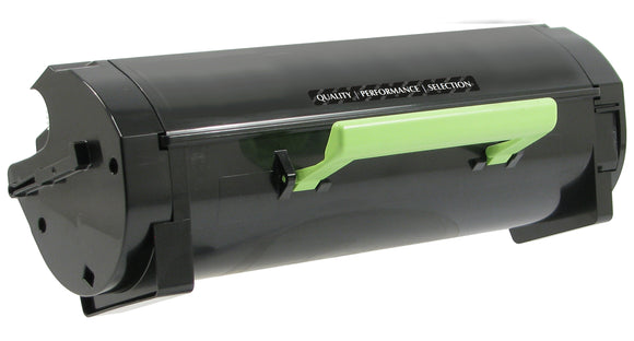 Remanufactured Toner Cartridge Replacement for Lexmark MS810 MS810de MS810n MS810dtn MS811 MS811n - 25k