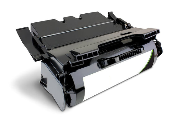 Remanufactured Toner Cartridge Replacement for Lexmark T640, T640dn, T640dtn, T640n, T640tn, T642, T642dn, T642dtn, T642n, T642tn, T644, T644dn, T644dtn, T644n, T644tn
