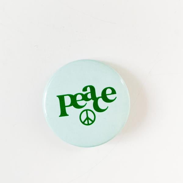 "Peace 1.5"" Button"