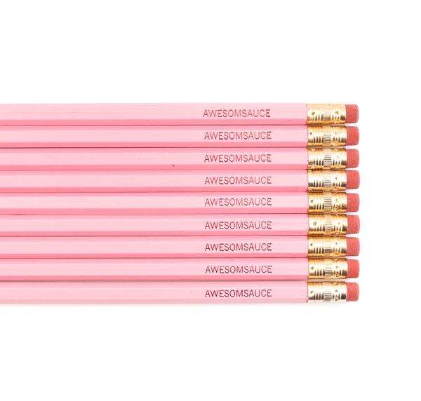 Awesomesauce - Pencil Set