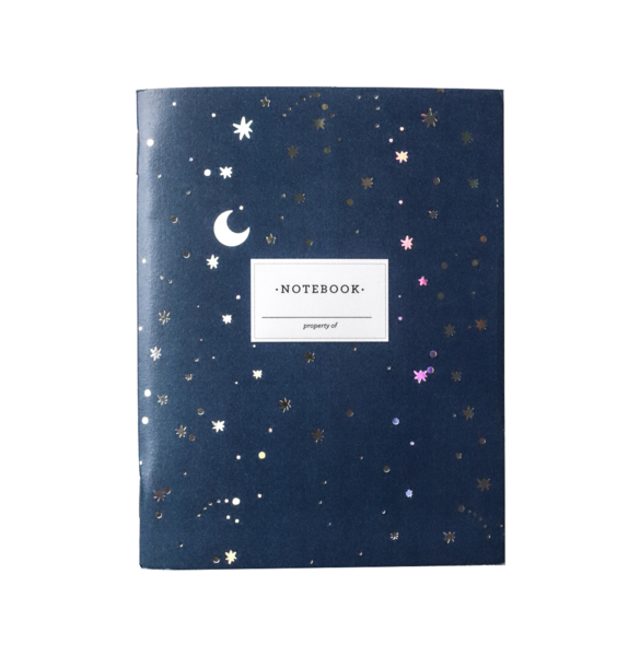 Constellations - Mini Notebook