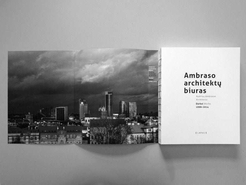 Audrius Ambrasas Architects. Works 1998–2014