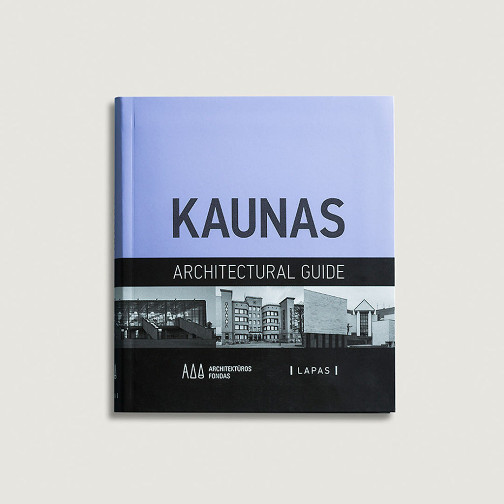 Kaunas Architectural Guide, Book