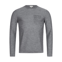 Superfine Merinos Crewneck