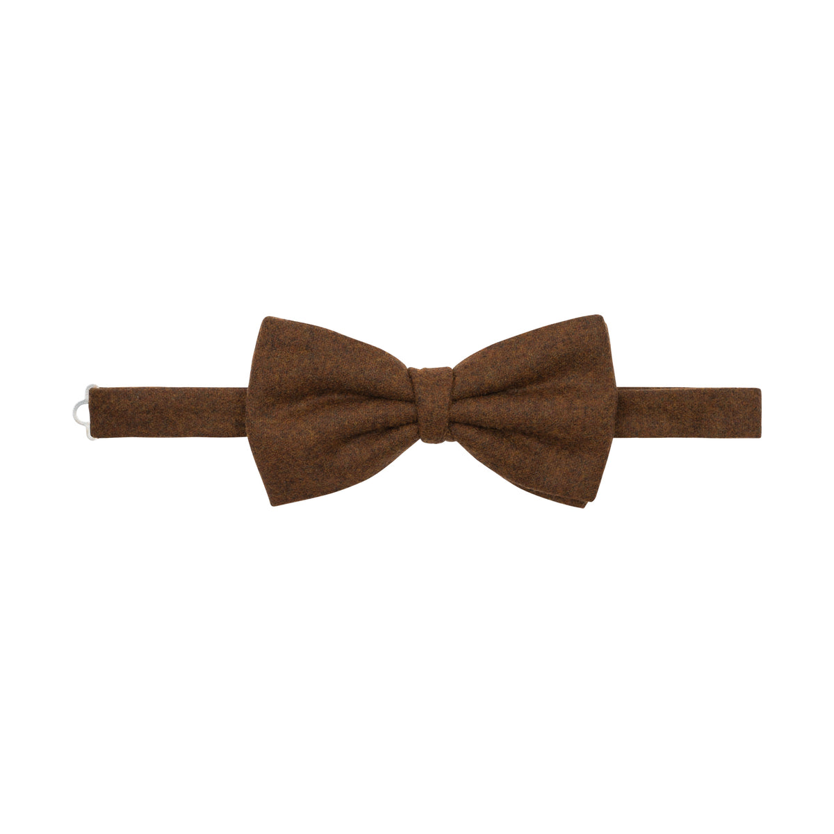 Felted Wool Bow Tie