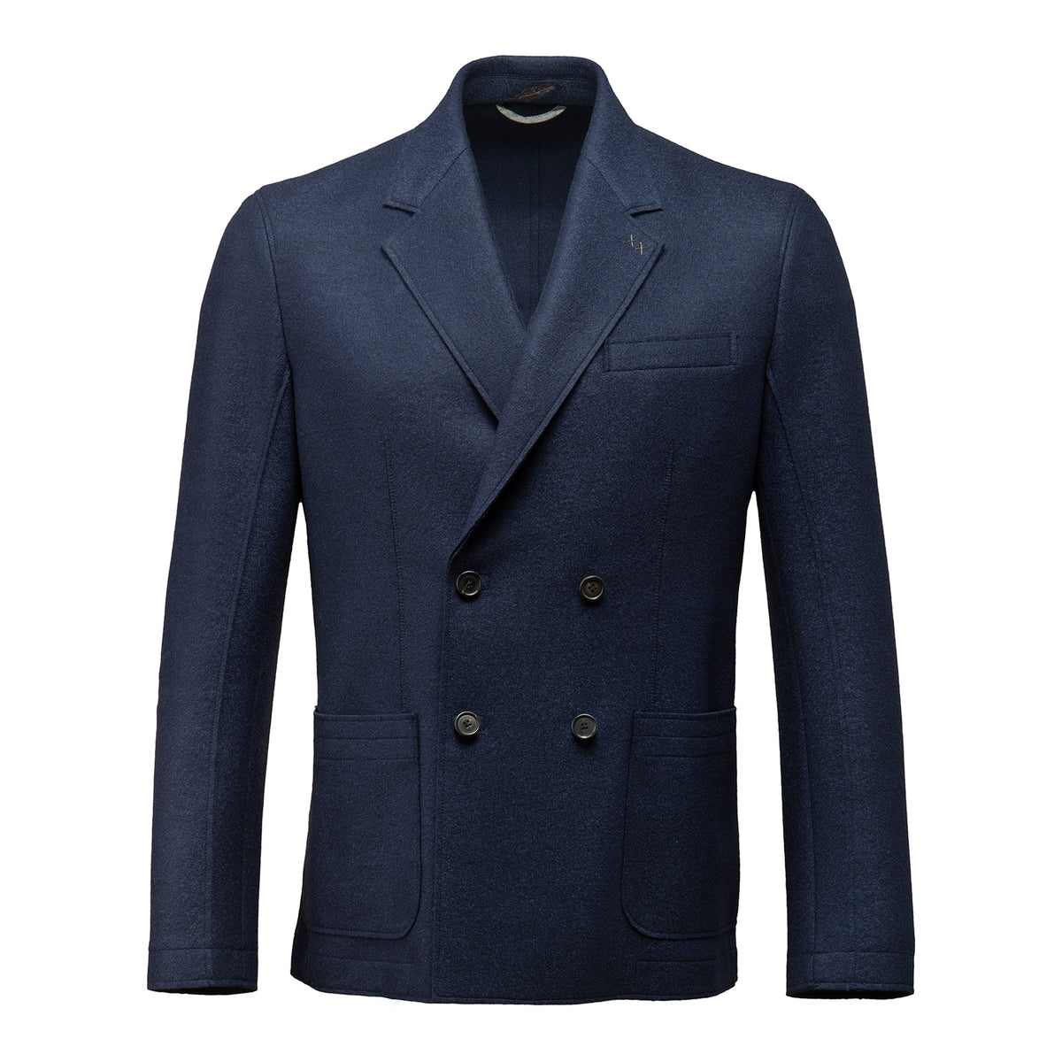 Double Breasted Travel Blazer