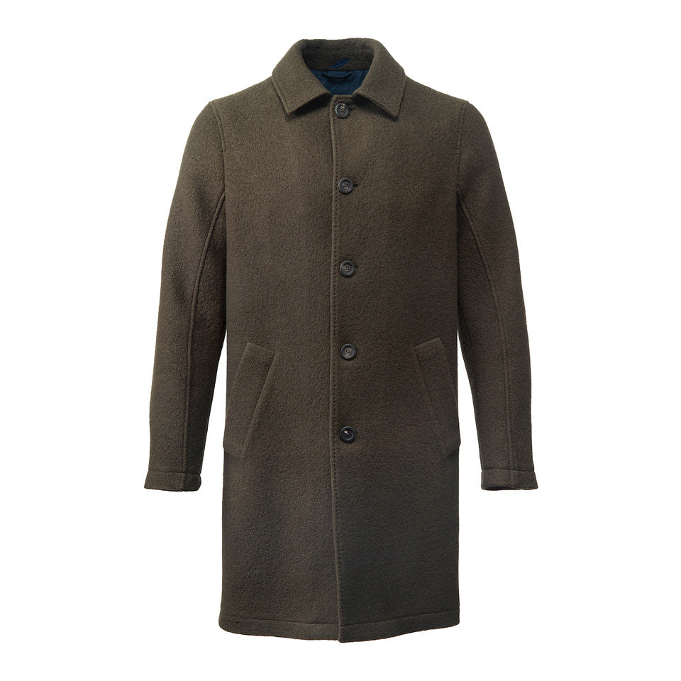 Classic Travel Coat