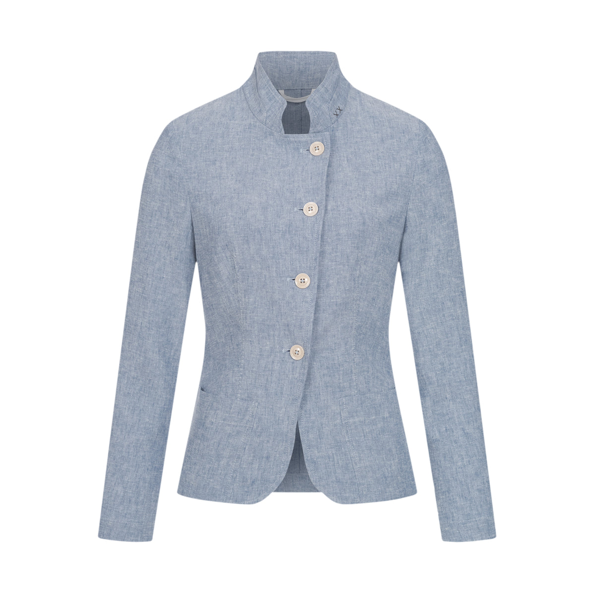 Chambray WW Blazer