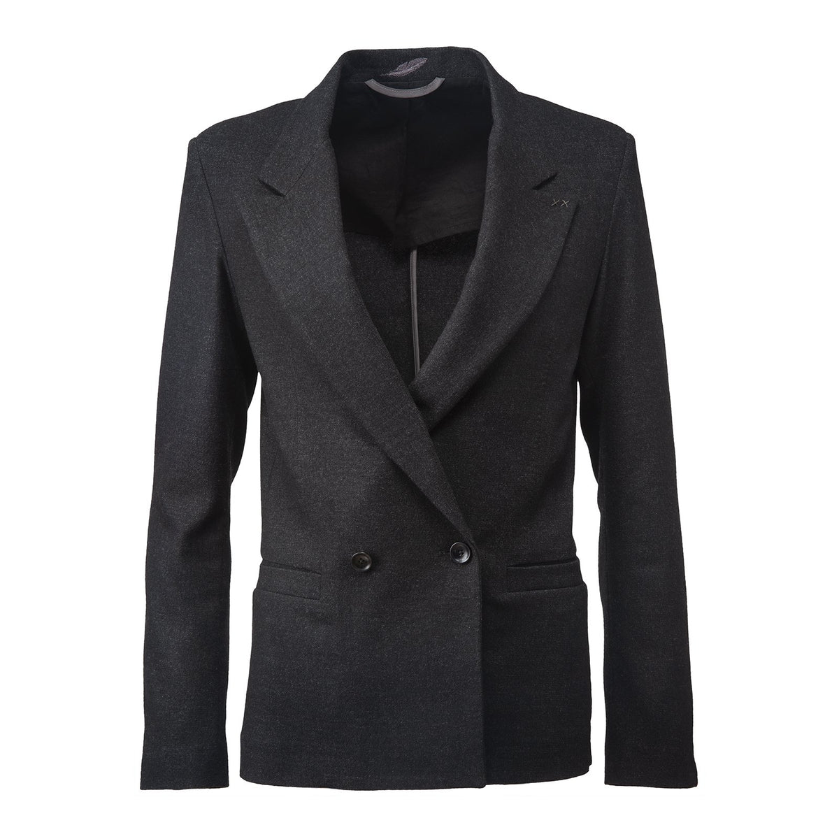 Heritage Wool Double Breasted Blazer