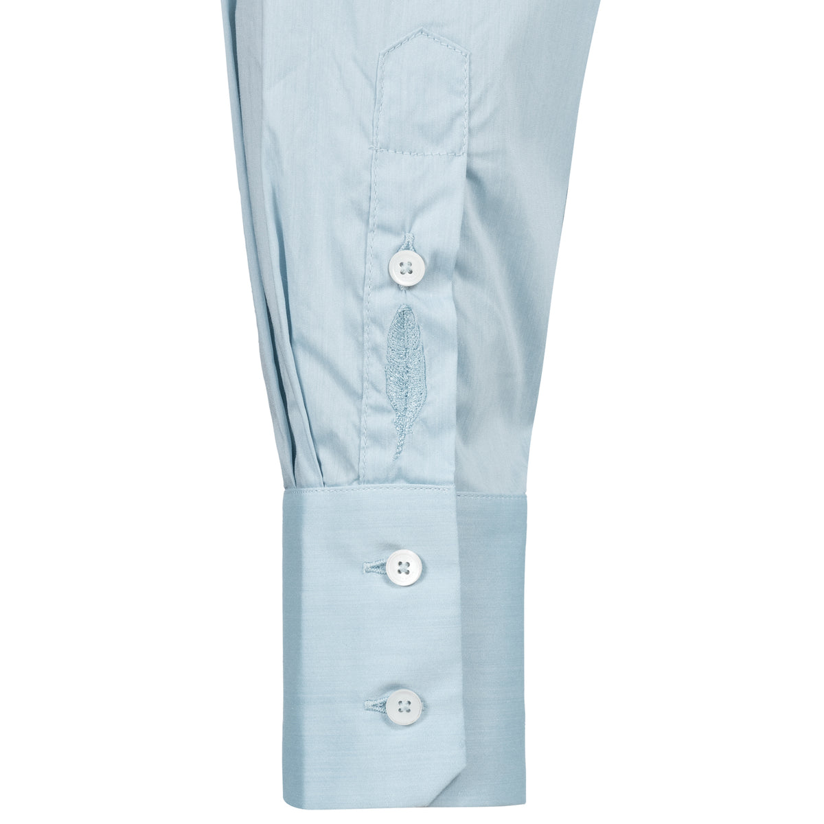 Popeline Stretch Shirt