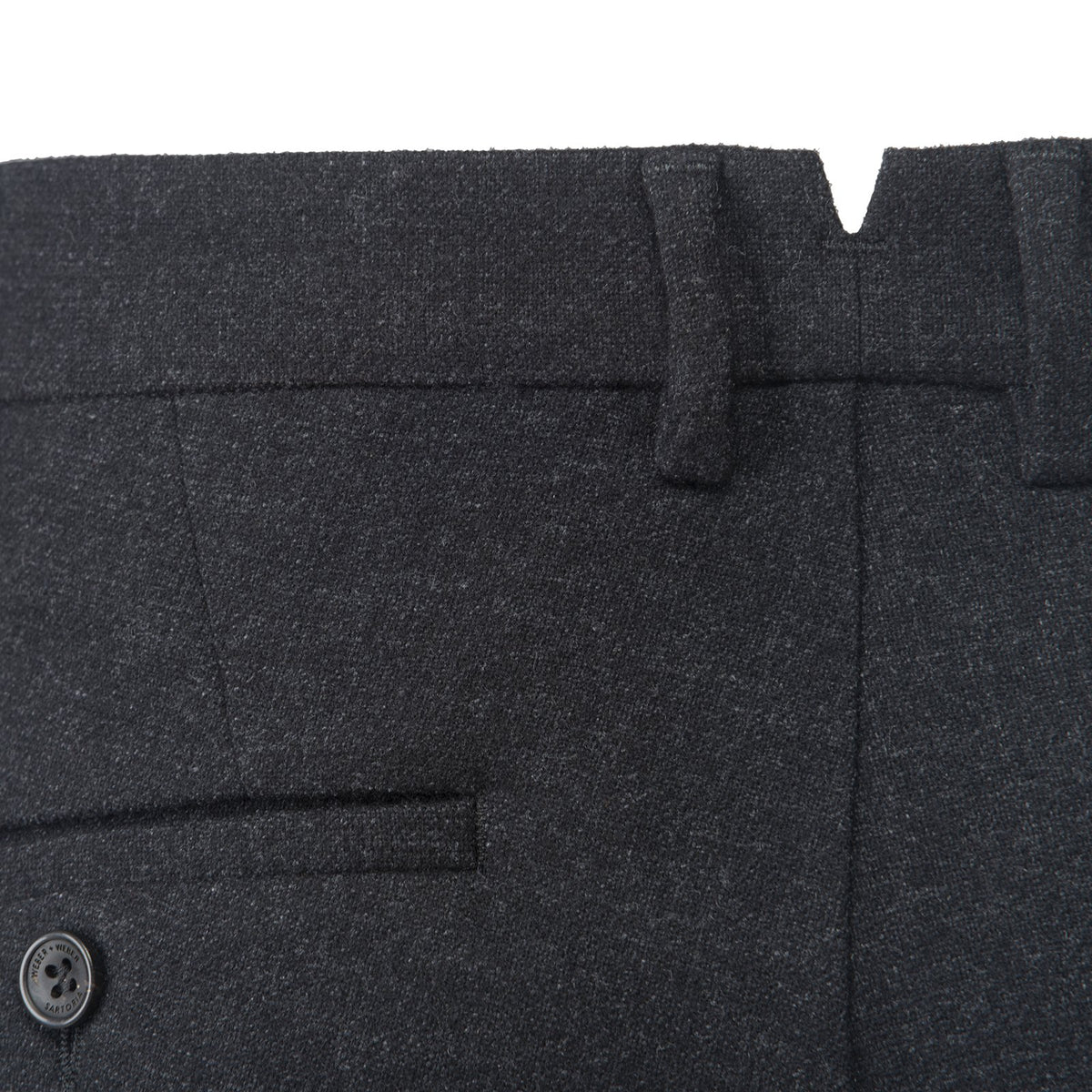 Heritage Wool Tailored Chinos