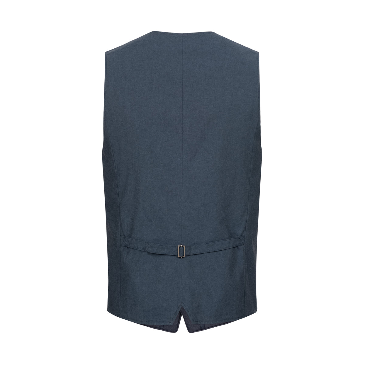 Wool Flanell Reverse Gilet