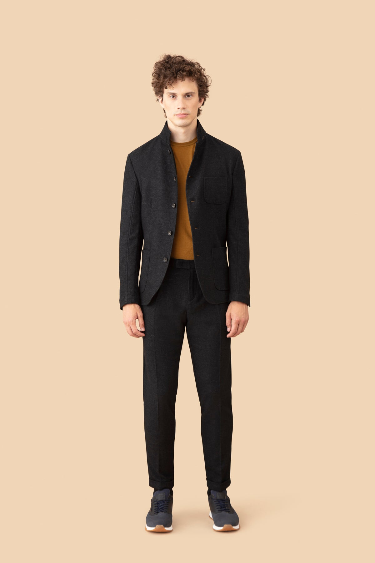 Heritage Wool Tailored Slacks