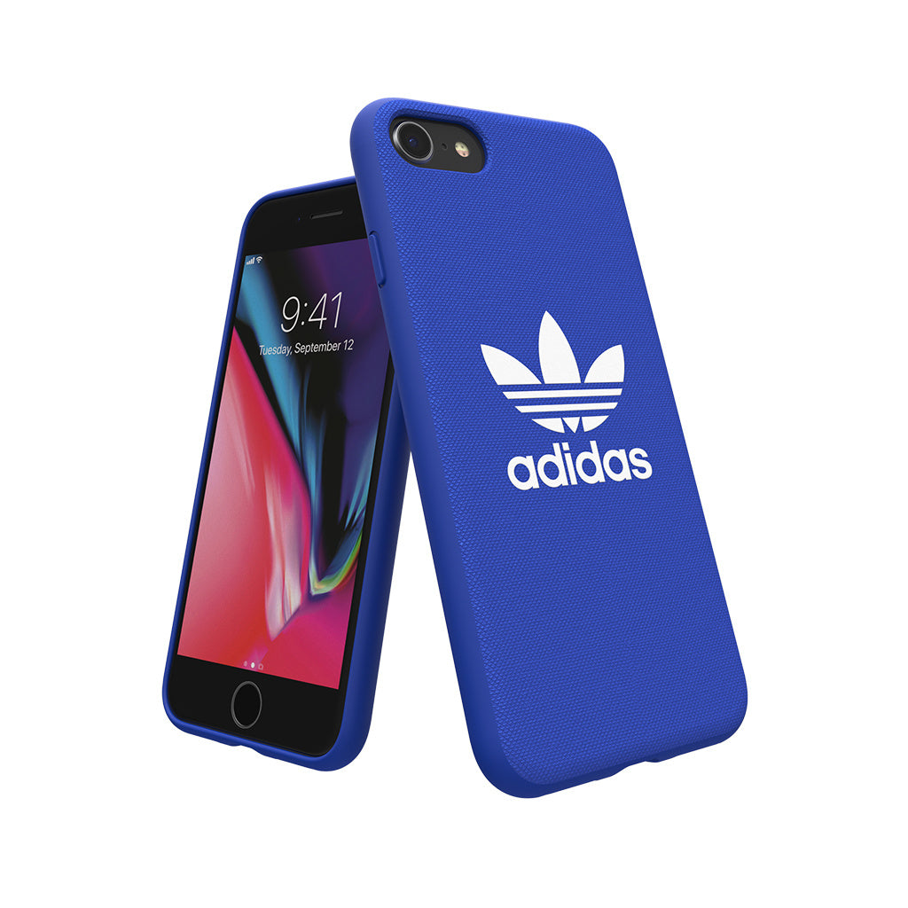 ADICOLOR SS18 Phone Case, iPhone 6/6s/7/8 - Blue