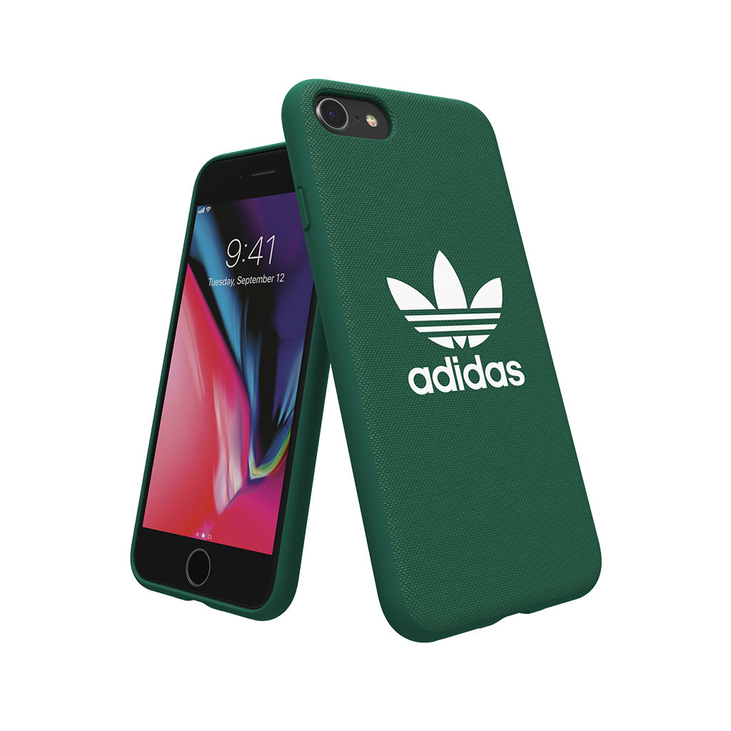 ADICOLOR SS18 Phone Case, iPhone 6/6s/7/8 - Green
