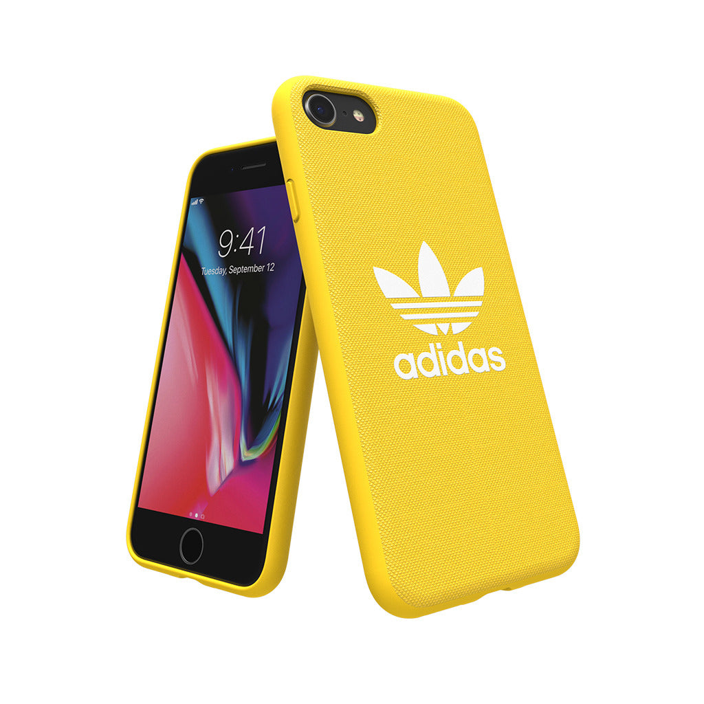 ADICOLOR SS18 -puhelinkuoret, iPhone 6/6s/7/8 - Yellow