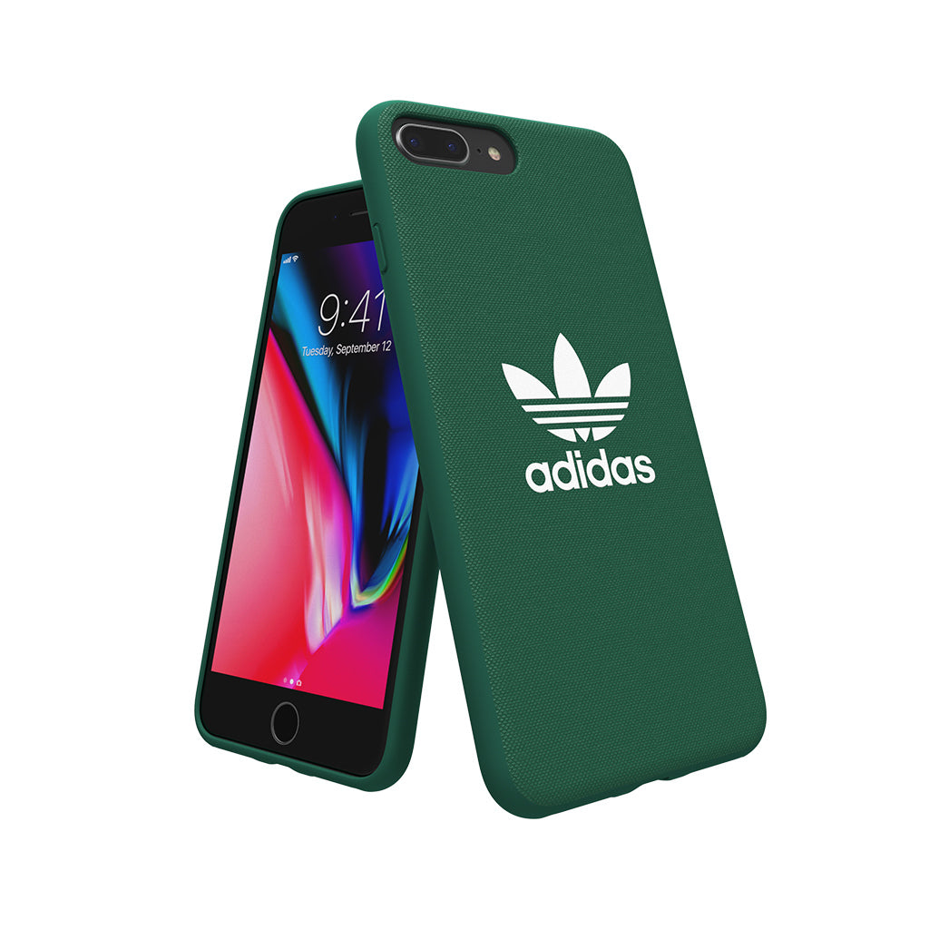 ADICOLOR SS18 Phone Case, iPhone 6+/6s+/7+/8+ - Green